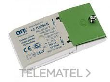 ELT 9918021 EQUIPO ALIMENTACION LED LC 110/350-B 3/10W 350A