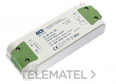 ELT 9907123 EQUIPO ALIMENTACION MODULO LED FAV 15/24-B 15W 24V