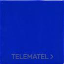 Baldosa ARQUITECTURA UNICOLOR azul cobalto mate de 15x15cm con referencia 10571 de la marca FABRESA.