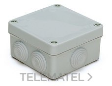 FAMATEL 3011 Caja derivación estanca 100x100 PG16 tornillo