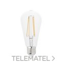 Lámpara pebetero filamento LED E27 4W 2700K con referencia 17422 de la marca FARO.