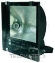Carcasa para proyector HM 250/400W asimétrica gris con referencia 8099 G de la marca FENOPLASTICA.