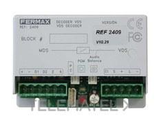 FERMAX 2409 Decoder ADS/MDS