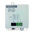 Terminación línea DUOX con referencia 3255 de la marca FERMAX.