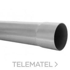 FERRO-PLAST 203025 Tubo PVC (10kg-cm²) diámetro 50 encolada