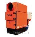 Caldera biomasa BEMUS 130 con referencia 1D3501307 de la marca FERROLI.