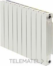 Radiador aluminio EUROPA 600C 8 elementos con referencia 740058008 de la marca FERROLI.