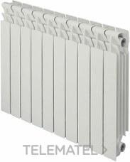 Radiador aluminio XIAN 600N 1 elemento 105,7Kcal/h con referencia 739058001 de la marca FERROLI.