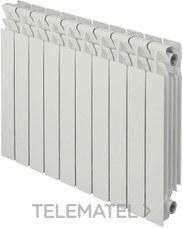 Radiador aluminio XIAN-700N 1 elemento 129,6Kcal/h con referencia 739068001 de la marca FERROLI.