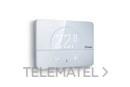 Cronotermostato inteligente de pared Bliss2 868MHz RF SERIE 1C, 1 contacto conmutado con referencia 1CB190050007 de la marca FINDER.