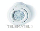 Detector de movimiento Serie 18 para empotrar techo instalación interior, AC (50/60Hz) 120...230V, 1 contacto, 10A con referencia 183182300000 de la marca FINDER.