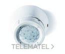 Detector de movimiento Serie 18 para montaje techo instalación interior AC (50/60Hz) 120...230V, 1 contacto, 10A con referencia 182182300000 de la marca FINDER.