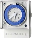 INTERRUPTOR HORARIO SEMANAL CONMUTADO 230VAC con referencia 123182300007 de la marca FINDER.