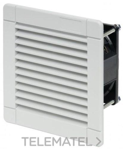 VENTILADOR FILTRO ESTANDAR 24V 55m3/h con referencia 7F8090242055 de la marca FINDER.