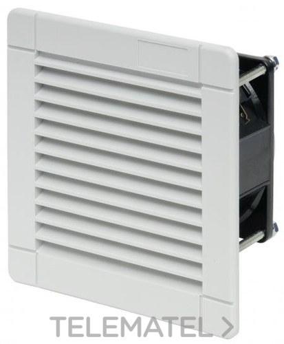 VENTILADOR SERIE 7 FILAS FILTRO ESTANDAR INVERSO 120V AC TAMAÑO 3 con referencia 7F8081203100 de la marca FINDER.