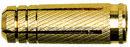 ANCLAJE METALICO PROVISIONAL DE OBRA M5 LATON ROSCA M-5 con referencia 26425 de la marca FISCHER.