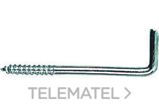 JUEGO ESCARPIA 14x25mm(BOLSA 18u) con referencia 514896 de la marca FISCHER.