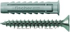 JUEGO TACO SX+TORNILLO 6(BOLSA 3u) con referencia 514961 de la marca FISCHER.