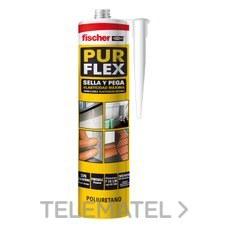 MASILLA SELLANTE PURFLEX 310ml NEGRO con referencia 511370 de la marca FISCHER.