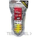 TACO BIG PACK SX 6x30mm 200+40 GRATIS con referencia 519332 de la marca FISCHER.