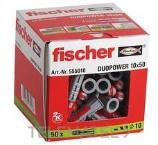 FISCHER 555010 FISCHER Taco DUOPOWER 10 x 50   555010 c/50