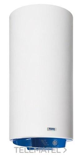TERMO ELECTRICO VITRIFICADO ELBA-80-EU 80l CLASE DE EFICIENCIA ENERGETICA B/M con referencia 3200769 de la marca FLECK.