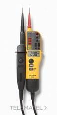 COMPROBADOR ELECTRICO FLUKE T130 PANTALLA +CARGA con referencia 4016961 de la marca FLUKE.