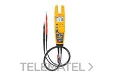 Comprobador eléctrico T6-600/EU FieldSense medidor de tensión de hasta 600 V CA con la mordaza abierta con referencia 4910322 de la marca FLUKE.