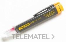 DETECTOR TENSION LVD2 90VAC LINTERNA HAZ BLANCO con referencia 2740300 de la marca FLUKE.