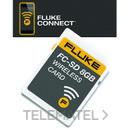 TARJETA SD WIRELESS FC FLK-FC-SD CARD con referencia 4463628 de la marca FLUKE.