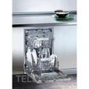 Lavavajillas FDW 4510 E8P clase energética A++ con referencia 117.0571.570 de la marca FRANKE.