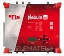 Central programable NEBULA 8S, 8 filtros UHF+SAT con referencia 2003438 de la marca FTE-MAXIMAL.