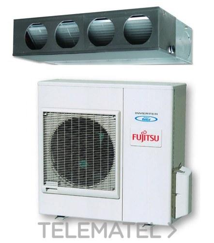 CONJUNTO SPLIT CONDUCTO INVERTER ACY100UIA-L CLASE DE EFICIENCIA ENERGETICA A+\\A con referencia 3NGF8925 de la marca FUJITSU.