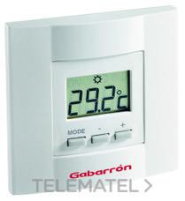 TERMOSTATO ELECTRONICO AMBIENTE TA4D DIGITAL con referencia 90000075 de la marca GABARRON.