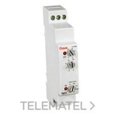 GAVE TM01 Temporizador multifunción multitensión TM01
