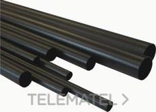 Tubo/Termo Retr/áctil Adhesivo 1m ; 4:1 8,0-2,0mm ; Negro