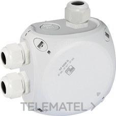 Caja conexión múltiple para Aqua Clean con referencia 242.837.00.1 de la marca GEBERIT.