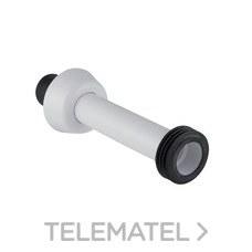 TUBO UNION DESCARGA TAZA/CISTERNA CROMADO con referencia 118.026.21.1 de la marca GEBERIT.
