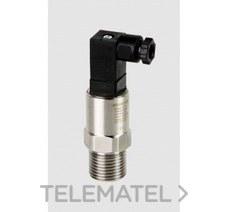 TRANSMISOR PRESION MINI 8081 0+400bar INOXIDABLE con referencia 8081 400 de la marca GENEBRE.