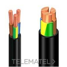 CABLE ENERGY RV-K 0,6/1KV FLEXIBLE 5G2,5 ROLLO con referencia 1996507NGP de la marca GENERAL CABLE.