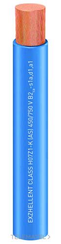 Cable Exzhellent 750V 1x1,5 amarillo H07Z1-K (AS) CPR Caja 200m con referencia 1S23106AMP de la marca GENERAL CABLE.