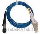 LATIGUILLO MULTIMODO 50/125 OM3 SIMPLEX LC-ST 1m con referencia CF3LTS199P de la marca GENERAL CABLE.