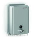 Dosificador jabón vertical 1200ml inoxidable 304 satinado con referencia GW04 01 04 01 de la marca GENWEC.