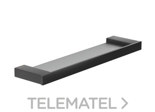 Repisa cristal serie Pompei inoxidable 304 con referencia GW05 66 04 03 de la marca GENWEC.