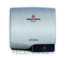 Secamanos Slimdri acero inoxidableidable con referencia GW01 03 04 01 de la marca GENWEC.
