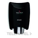 Secamanos Smartdri PLUS aluminio negro con referencia GW01 02 02 03 de la marca GENWEC.