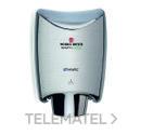 Secamanos Smartdri PLUS aluminio satinado con referencia GW01 02 02 01 de la marca GENWEC.