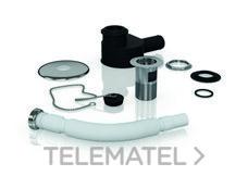 Sifón flexible para lavabo con referencia GW11 53 01 00 de la marca GENWEC.