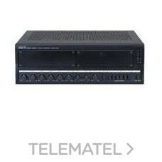 "GOLMAR 20310480 Amplificador PAM-480A 480Wrms para rack 19"""
