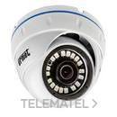 Cámara minidomo óptica 2,2mm AhD 1080p autofocus gran angular 140º con referencia UD1092/276HA de la marca GOLMAR.
